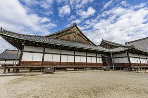 京都二条城 国宝二の丸御殿の写真素材 [FYI04627652]