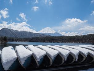 富士山の写真素材 [FYI04627728]