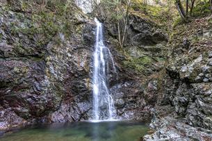 払沢の滝の写真素材 [FYI04627884]
