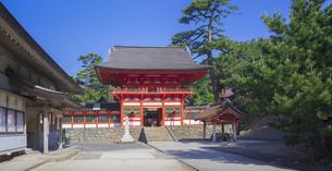 島根県  風景 日御碕神社の写真素材 [FYI04628145]