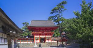 島根県  風景 日御碕神社の写真素材 [FYI04628147]