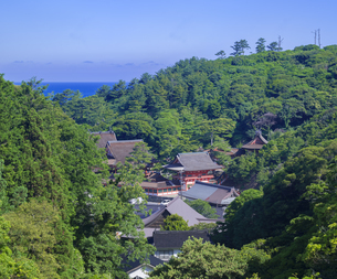 島根県  風景 日御碕神社の写真素材 [FYI04628174]