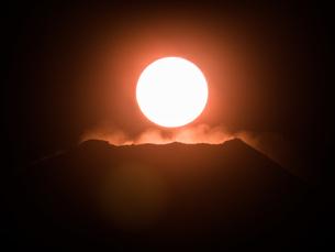 富士山の写真素材 [FYI04628345]