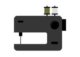 ミシンのイラスト素材 [FYI04628453]