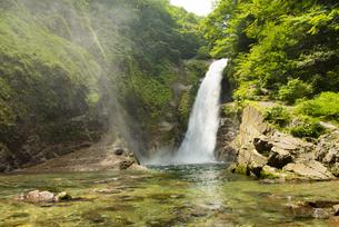 秋保大滝の写真素材 [FYI04628488]