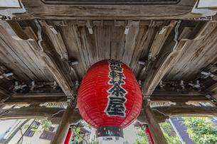 宮津市指定文化財の山門の写真素材 [FYI04628601]