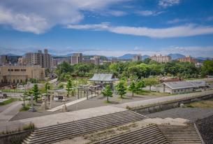 桑名市の住吉神社の写真素材 [FYI04628622]