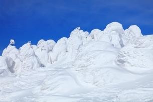 蔵王の樹氷の写真素材 [FYI04628716]