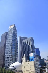 新宿駅西口の写真素材 [FYI04628973]