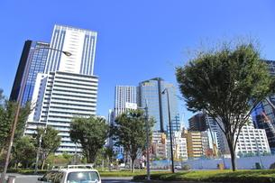 淀橋交差点の写真素材 [FYI04629043]