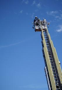 消化訓練のはしごの写真素材 [FYI04629168]