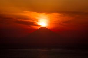 富士山の写真素材 [FYI04629180]