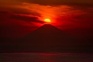 富士山の写真素材 [FYI04629181]