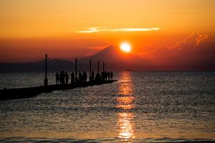 富士山の写真素材 [FYI04629182]