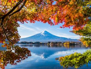 富士山の写真素材 [FYI04629190]