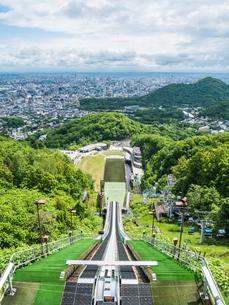 札幌市の写真素材 [FYI04629199]