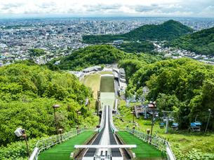 札幌市の写真素材 [FYI04629200]