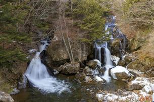 栃木県 竜頭ノ滝の写真素材 [FYI04629312]