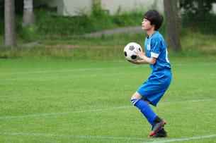 サッカー の写真素材 [FYI04629472]