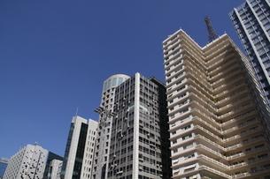 サンパウロのビルと青空の写真素材 [FYI04629483]