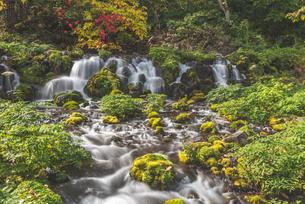 京極町ふきだし公園の写真素材 [FYI04629484]