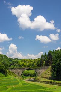 通潤橋の写真素材 [FYI04629598]