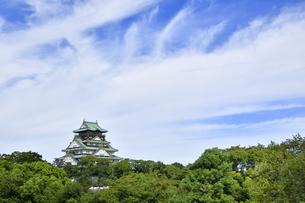 大阪城の写真素材 [FYI04629832]