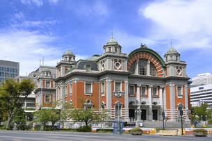 大阪市中央公会堂の写真素材 [FYI04629834]