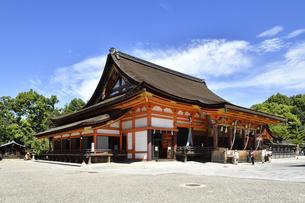 八坂神社の写真素材 [FYI04629851]
