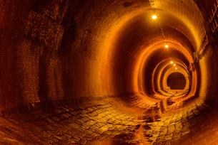 関西の風景 神戸市 湊川隧道の写真素材 [FYI04631409]