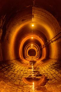 関西の風景 神戸市 湊川隧道の写真素材 [FYI04631411]