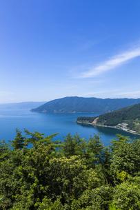 初夏の湖北風景の写真素材 [FYI04631459]