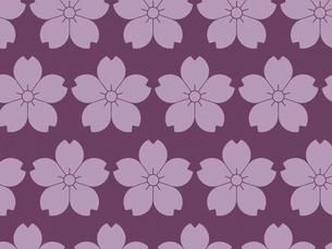 家紋を使ったパターンのイラスト素材 [FYI04631586]
