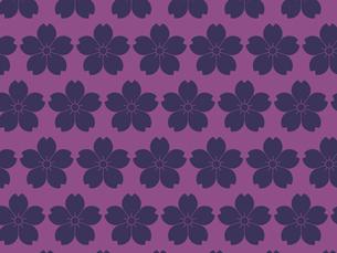 家紋を使ったパターンのイラスト素材 [FYI04631587]