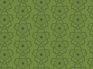 家紋を使ったパターンのイラスト素材 [FYI04631589]