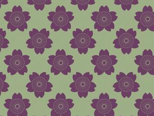 家紋を使ったパターンのイラスト素材 [FYI04631590]