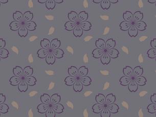 家紋を使ったパターンのイラスト素材 [FYI04631592]