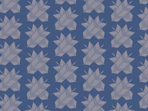 家紋を使ったパターンのイラスト素材 [FYI04631594]
