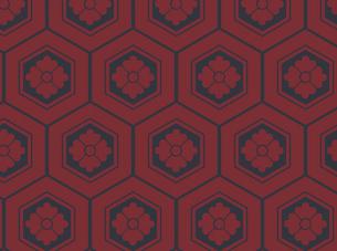 家紋を使ったパターンのイラスト素材 [FYI04631595]