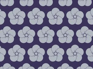 家紋を使ったパターンのイラスト素材 [FYI04631597]