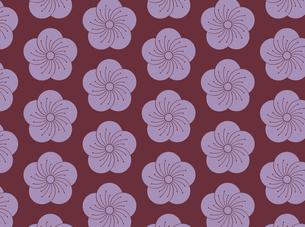 家紋を使ったパターンのイラスト素材 [FYI04631605]