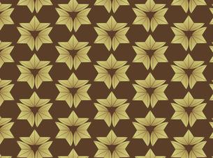 家紋を使ったパターンのイラスト素材 [FYI04631610]