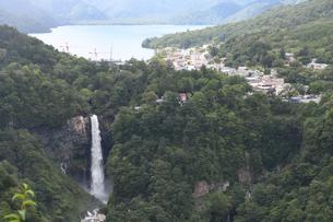 華厳の滝の写真素材 [FYI04631854]