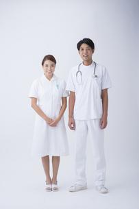 医者と看護師の写真素材 [FYI04632119]