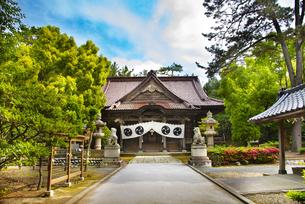 日枝神社の写真素材 [FYI04632547]