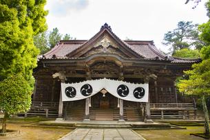 日枝神社の写真素材 [FYI04632548]