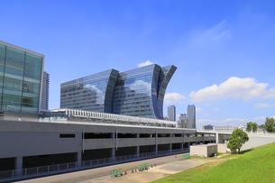 パシフィコ横浜ノースとザ・カハラホテルの写真素材 [FYI04632574]