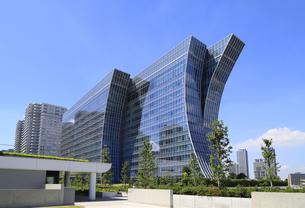 パシフィコ横浜ノースから見るカハラホテルの写真素材 [FYI04632579]
