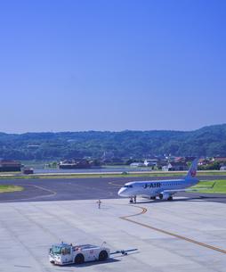 島根県 風景 出雲縁結び空港の写真素材 [FYI04632624]
