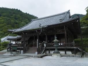 京都府 善峰寺 本堂の写真素材 [FYI04633139]
